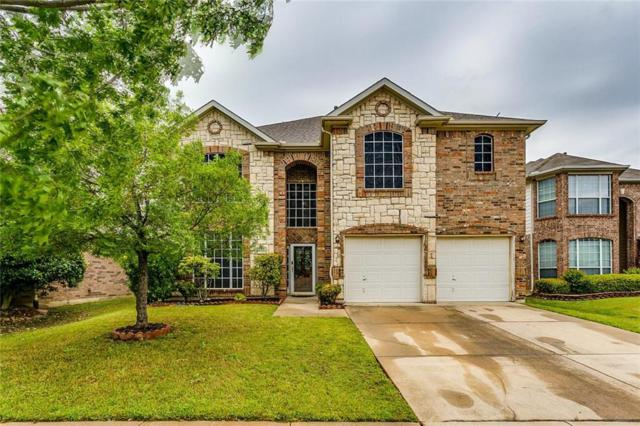 9933 Appletree Way, Fort Worth, TX 76244 (MLS #14069653) :: RE/MAX Town & Country