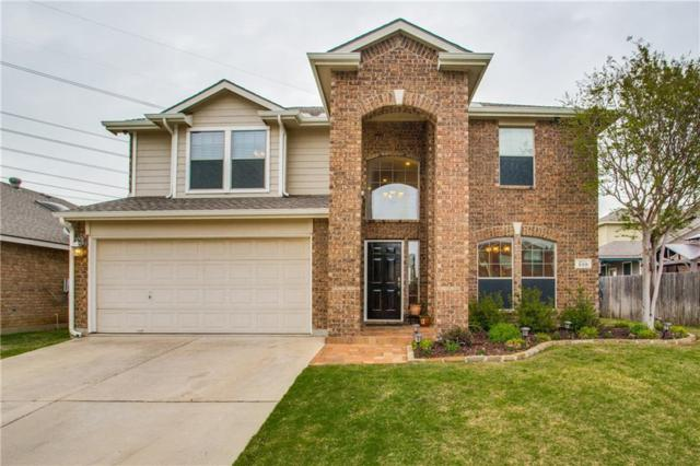 508 Destin Drive, Fort Worth, TX 76131 (MLS #14069659) :: RE/MAX Town & Country