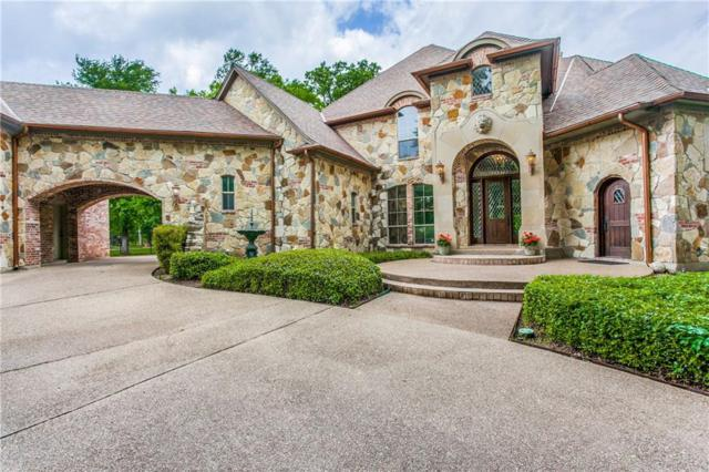 5817 Forest River Drive, Fort Worth, TX 76112 (MLS #14069673) :: The Heyl Group at Keller Williams