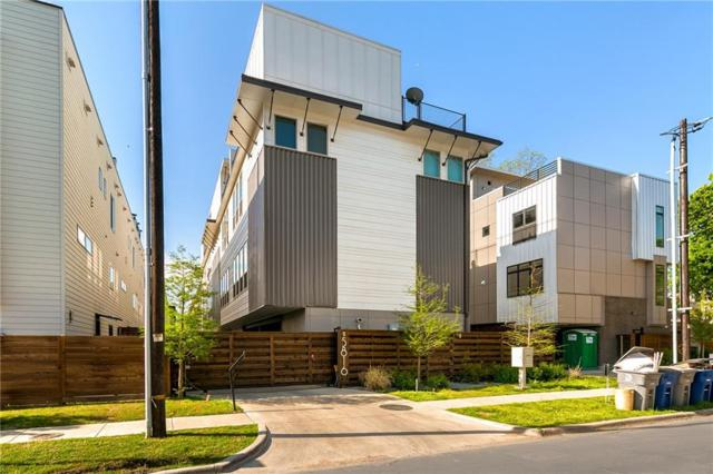 5816 Lindell Avenue #4, Dallas, TX 75206 (MLS #14069684) :: Robbins Real Estate Group