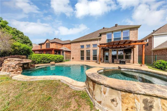 11281 Balcones Drive, Frisco, TX 75033 (MLS #14069690) :: Hargrove Realty Group