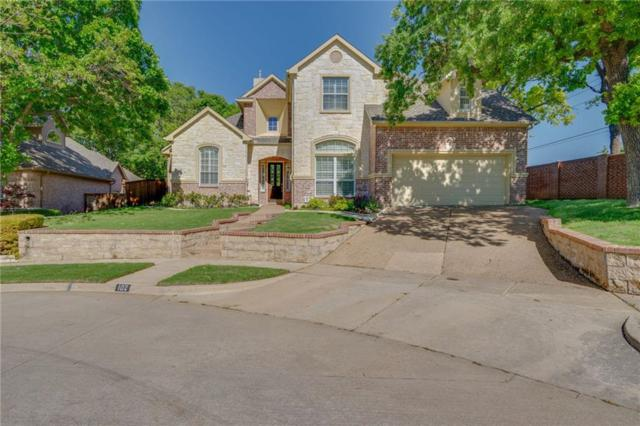 102 Bristol Court, Coppell, TX 75019 (MLS #14069713) :: Team Hodnett