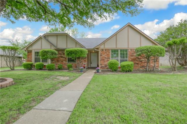 1558 Sunswept Terrace, Lewisville, TX 75077 (MLS #14069803) :: Frankie Arthur Real Estate
