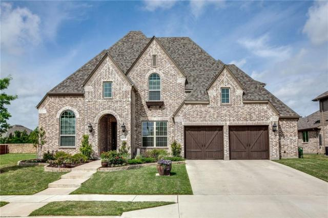 6625 Roughleaf Ridge Road, Flower Mound, TX 76226 (MLS #14069809) :: The Real Estate Station