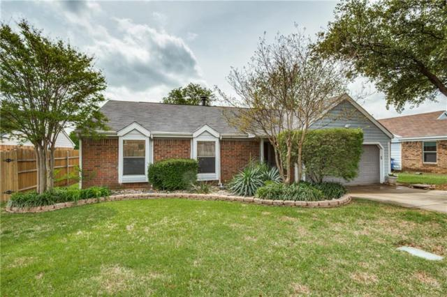 304 Rosemary Lane, Euless, TX 76039 (MLS #14069818) :: RE/MAX Town & Country