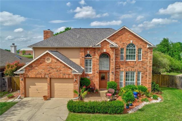 1604 Lansdale Drive, Flower Mound, TX 75028 (MLS #14069847) :: Frankie Arthur Real Estate