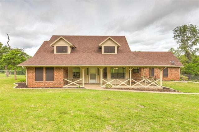 1033 Yvonne Drive, Joshua, TX 76058 (MLS #14069936) :: The Sarah Padgett Team
