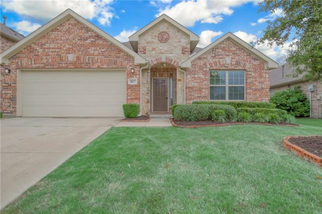 817 Silvermoon Drive, Little Elm, TX 75068 (MLS #14069947) :: Roberts Real Estate Group