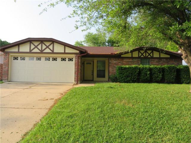 119 Hidalgo Lane, Arlington, TX 76014 (MLS #14069968) :: Roberts Real Estate Group