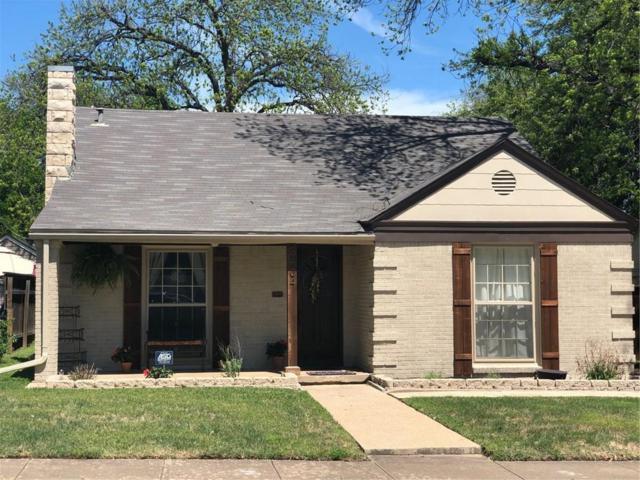 3404 W 5th Street, Fort Worth, TX 76107 (MLS #14069973) :: The Rhodes Team