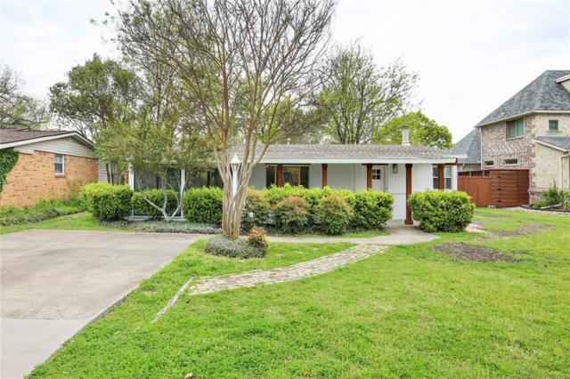 426 Pittman Street, Richardson, TX 75081 (MLS #14069985) :: Tenesha Lusk Realty Group