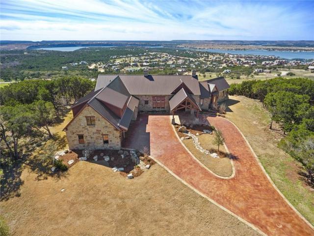 1230 Plateau Place, Possum Kingdom Lake, TX 76449 (MLS #14070006) :: All Cities Realty