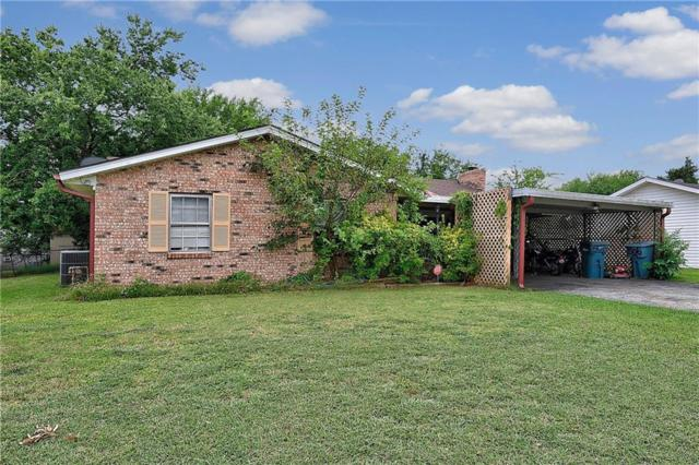 506 Iowa Street, Sherman, TX 75090 (MLS #14070009) :: RE/MAX Town & Country