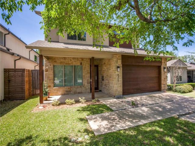 8427 Lakemont Drive, Dallas, TX 75209 (MLS #14070031) :: Van Poole Properties Group
