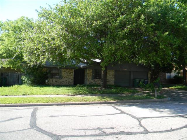 6257 Stardust Drive S, Watauga, TX 76148 (MLS #14070057) :: The Chad Smith Team