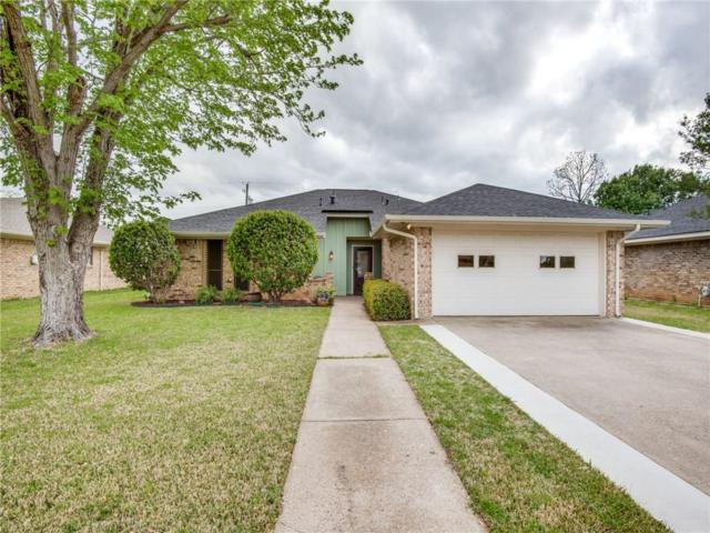 1508 Highpoint Drive, Lewisville, TX 75077 (MLS #14070068) :: Hargrove Realty Group
