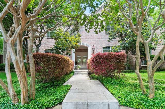 6116 Oakcrest Road, Dallas, TX 75248 (MLS #14070084) :: Potts Realty Group