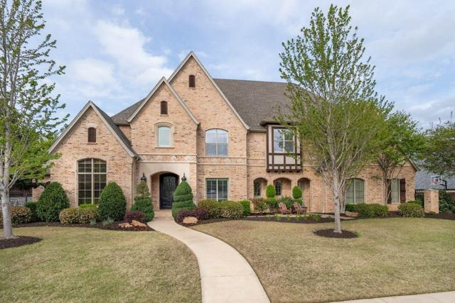 6100 Mustang Trail, Colleyville, TX 76034 (MLS #14070091) :: Team Hodnett