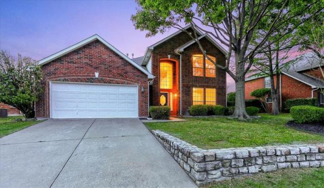 5005 Plantation Lane, Frisco, TX 75035 (MLS #14070170) :: Baldree Home Team