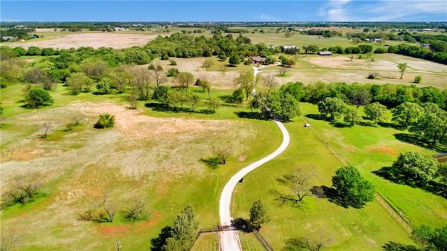 1269 Spring Hill Road, Aubrey, TX 76227 (MLS #14070178) :: All Cities Realty
