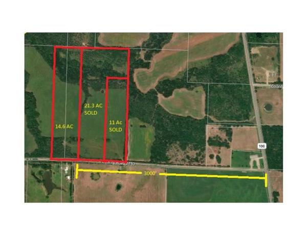 TBD County Rd 2730, Honey Grove, TX 75446 (MLS #14070216) :: All Cities Realty