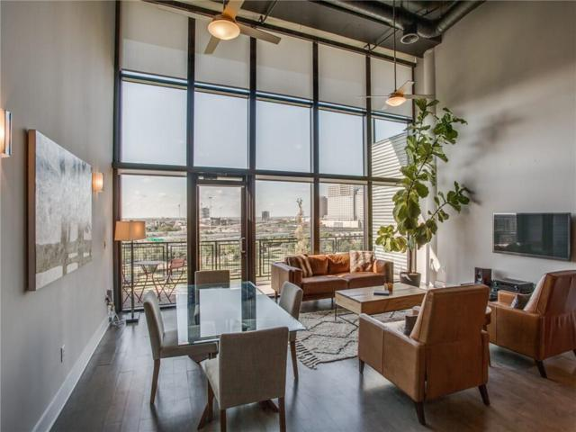 3110 Thomas Avenue #927, Dallas, TX 75204 (MLS #14070277) :: Roberts Real Estate Group