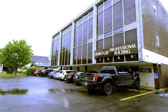 7509 Inwood Road #202, Dallas, TX 75209 (MLS #14070288) :: Hargrove Realty Group