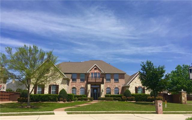 741 Limestone Drive, Prosper, TX 75078 (MLS #14070302) :: The Paula Jones Team | RE/MAX of Abilene