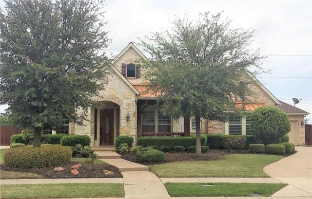 1021 Shadow Hill Drive, Prosper, TX 75078 (MLS #14070336) :: Tenesha Lusk Realty Group