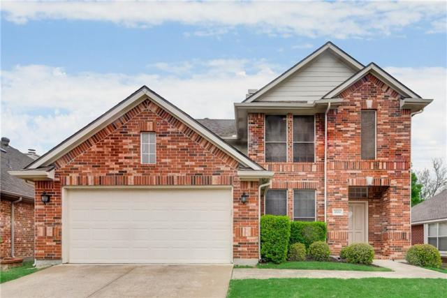 3514 Sutters Way, Flower Mound, TX 75022 (MLS #14070355) :: Real Estate By Design