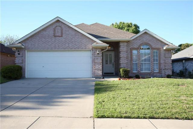 1030 Springwood Drive, Saginaw, TX 76179 (MLS #14070365) :: All Cities Realty