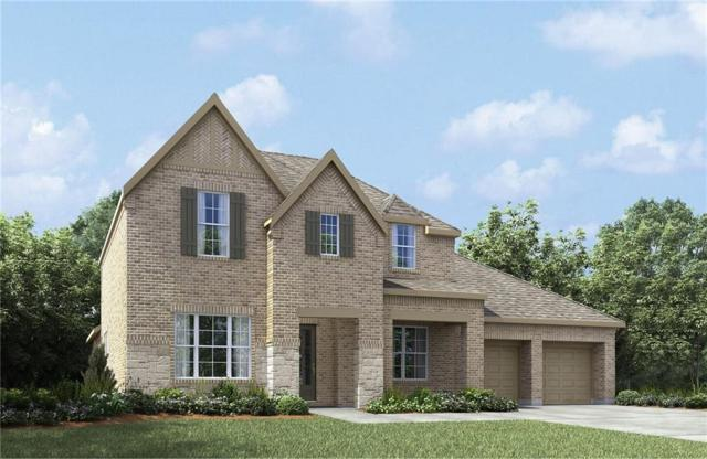 7028 Central Court, Little Elm, TX 76227 (MLS #14070376) :: All Cities Realty