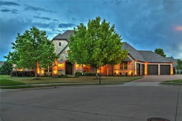 8221 Crooked Stick Lane, Denton, TX 76226 (MLS #14070405) :: The Real Estate Station