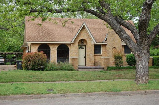704 Forrest Avenue, Cleburne, TX 76033 (MLS #14070408) :: RE/MAX Town & Country