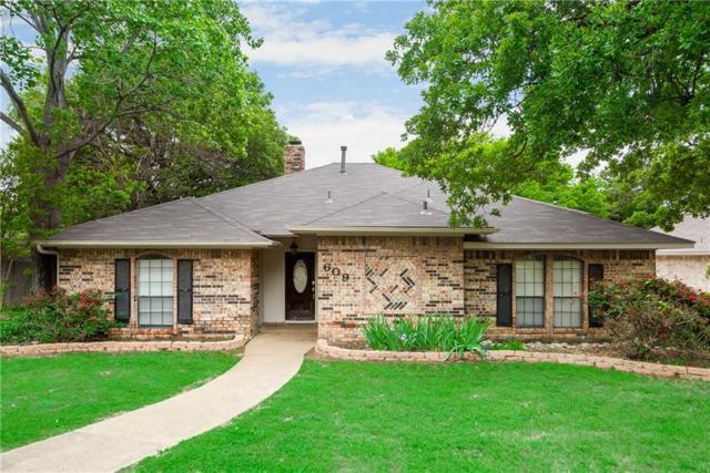 609 Highland Meadows Drive, Highland Village, TX 75077 (MLS #14070424) :: The Rhodes Team