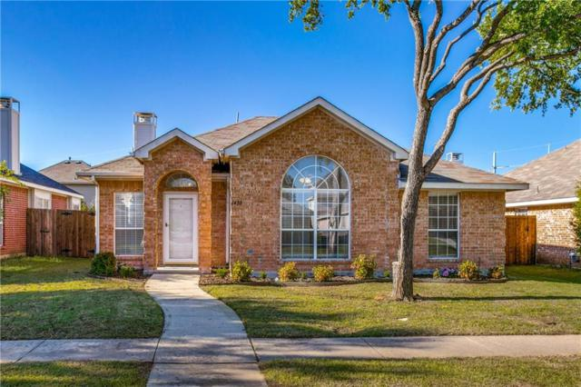 1430 Ross Drive, Lewisville, TX 75067 (MLS #14070452) :: The Rhodes Team