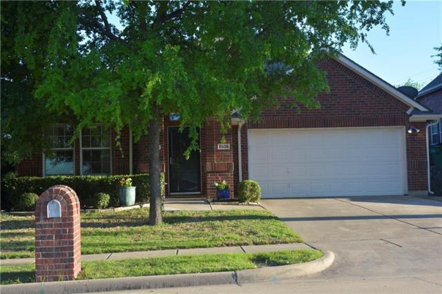 5505 Raincrest Drive, Mckinney, TX 75071 (MLS #14070456) :: Van Poole Properties Group