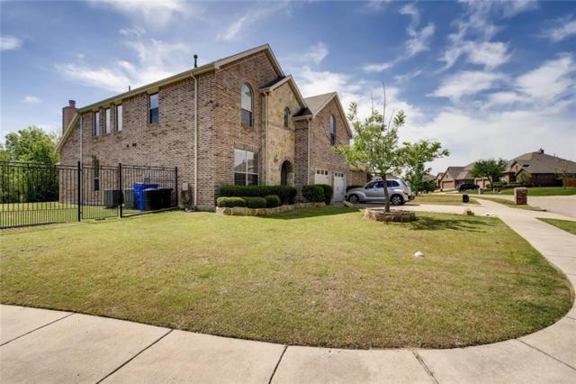 401 Boxwood Trail, Forney, TX 75126 (MLS #14070519) :: RE/MAX Landmark
