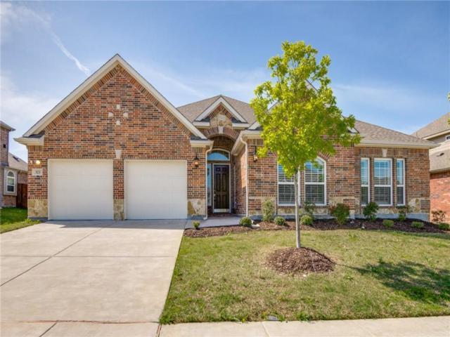 323 Westphalian Drive, Celina, TX 75009 (MLS #14070586) :: Tenesha Lusk Realty Group