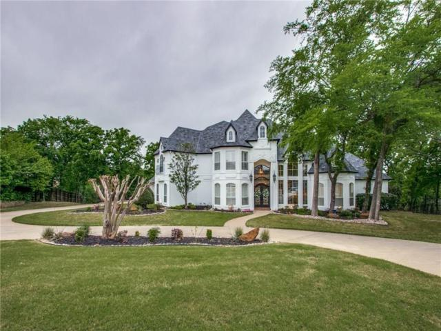 1701 Noble Way, Flower Mound, TX 75022 (MLS #14070612) :: Real Estate By Design