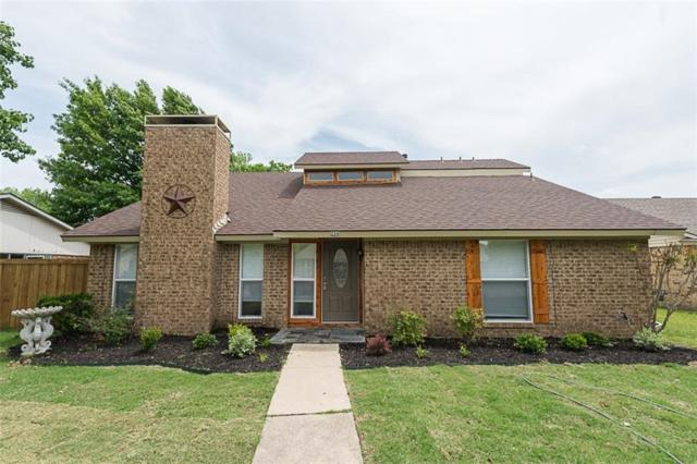 224 Glenwood Drive, Coppell, TX 75019 (MLS #14070624) :: The Rhodes Team