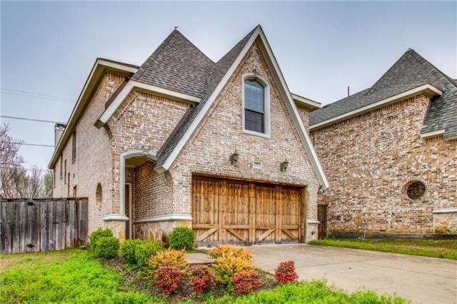 718 Rembrandt Court, Coppell, TX 75019 (MLS #14070668) :: Team Hodnett