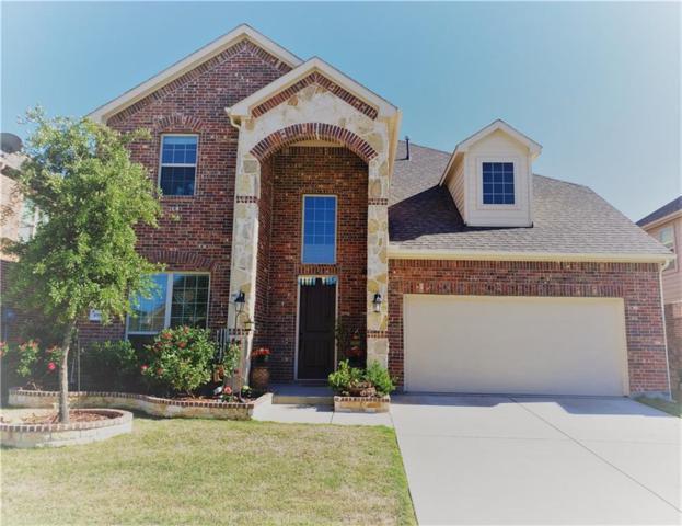 10605 Broken Spoke Lane, Mckinney, TX 75072 (MLS #14070678) :: RE/MAX Town & Country