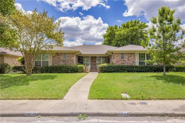 11034 Joymeadow Drive, Dallas, TX 75218 (MLS #14070703) :: RE/MAX Town & Country