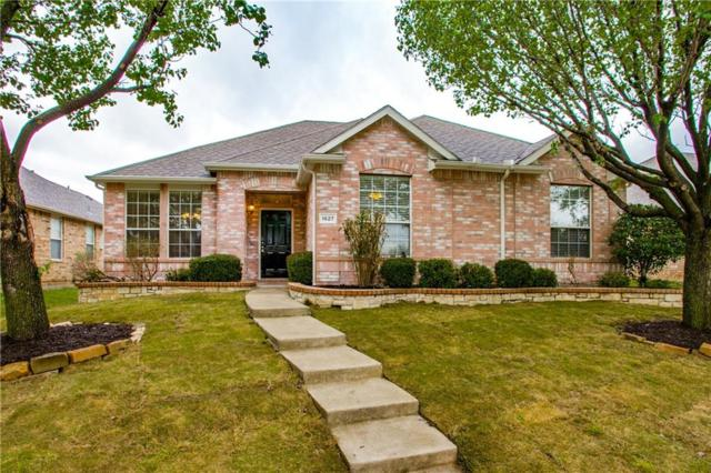 1627 Lakeside Drive, Allen, TX 75002 (MLS #14070724) :: Hargrove Realty Group