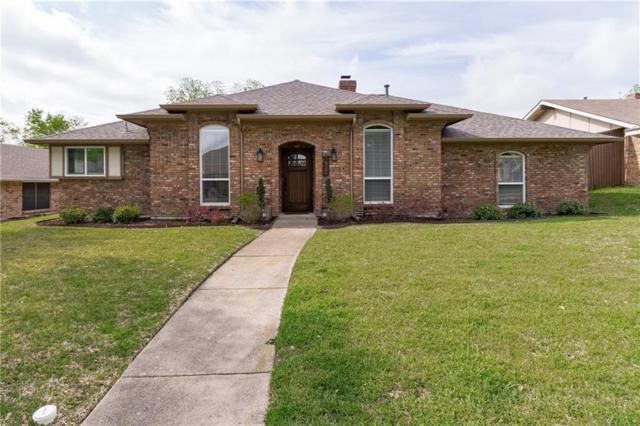 1924 Sussex Drive, Carrollton, TX 75007 (MLS #14070737) :: Tenesha Lusk Realty Group