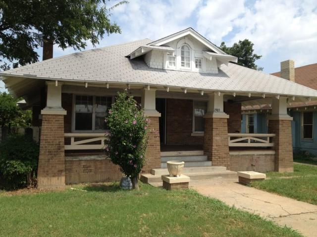 2905 Hemphill Street, Fort Worth, TX 76110 (MLS #14070739) :: The Hornburg Real Estate Group