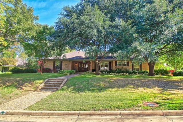 6720 Mossvine Place, Dallas, TX 75254 (MLS #14070747) :: RE/MAX Town & Country