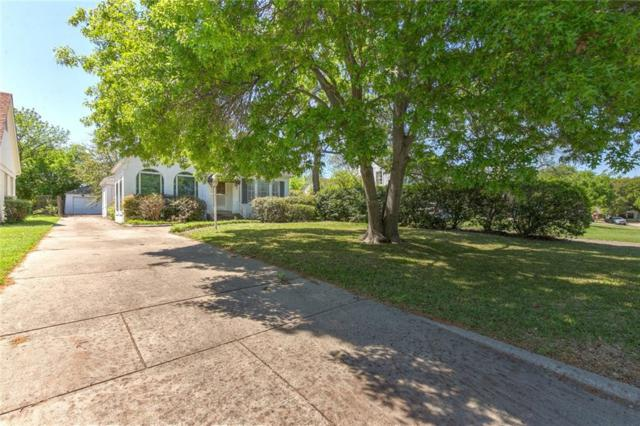 3705 Westcliff Road N, Fort Worth, TX 76109 (MLS #14070805) :: The Tierny Jordan Network