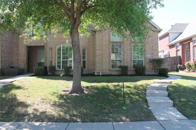 7131 Drummond Drive, Frisco, TX 75035 (MLS #14070843) :: Robinson Clay Team